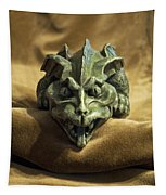 Gargoyle Or Grotesque Tapestry