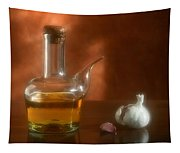 Garlic And Olive Oil. Tapestry