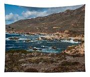 Garrapata Coast Tapestry