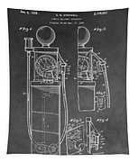 Gas Pump Patent Tapestry