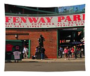 Gate B Fenway Park Tapestry