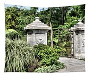 Gate Entrance Tapestry