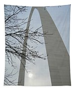 Gateway Arch In Spring Tapestry