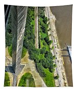 Gateway Arch St Louis 10 Tapestry