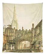 Gateway To The Close, Salisbury Tapestry