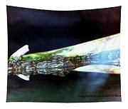 Gator Tapestry