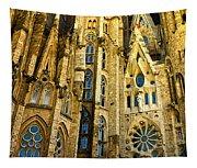 Gaudi - Sagrada Familia Tapestry