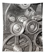 Gears Tapestry