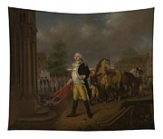 General Humphreys Delivering Tapestry