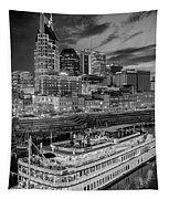 General Jackson Nashville Tapestry