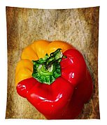 Genetically Modified Capsicum Tapestry