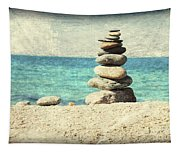 Gentle Sea Breeze Tapestry