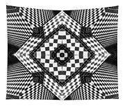 Geometric Progression Tapestry