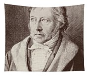 Georg Hegel  Tapestry