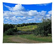 George Hill Orchard Tapestry