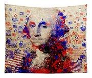 George Washington 3 Tapestry