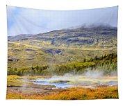 Geothermal Pools Tapestry