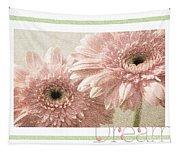 Gerber Daisy Dream 3 Tapestry