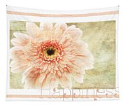 Gerber Daisy Happiness 1 Tapestry