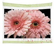 Gerber Daisy Happiness 4 Tapestry