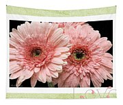 Gerber Daisy Love 4 Tapestry