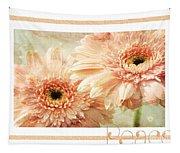 Gerber Daisy Peace 2 Tapestry