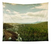 Gertrudes Nose Hiking Trail Tapestry
