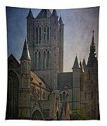 Ghent Skyline Tapestry