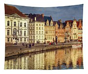 Ghent Waterfront Tapestry