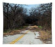 Ghost Road IIi Tapestry