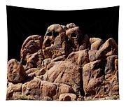 Ghost Rocks Or Ghosts Rock Tapestry