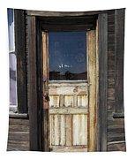 Ghost Town Handcrafted Door Tapestry