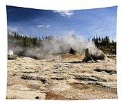 Giant Geyser Group Tapestry