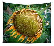 Giant Sunflower Drama Tapestry