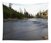 Gibbon River Tapestry