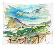 Gibraltar 02 Tapestry