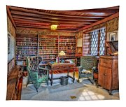 Gillette Castle Library Tapestry