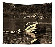 Girlfriends Sepia Tapestry