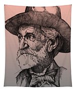 Giuseppe Verdi Tapestry