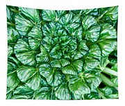 Glabrous Leaves Tapestry