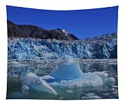 Glacier And Ice Tapestry