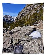 Glacier Gorge Ahead Tapestry