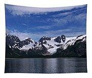 Glacier View Tapestry