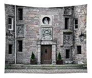 Glamis Castle. Doorway Tapestry