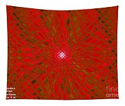 Glass Fantasia Catus 1 No 9 H Tapestry