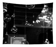 Glass Ornaments Tapestry