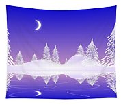 Glass Winter Tapestry