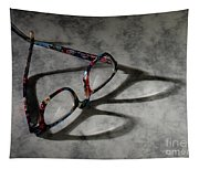 Glasses 1b Tapestry