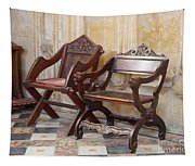 Glastonbury Chairs Tapestry