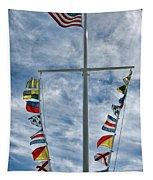 Glen Cove American Flag Tapestry